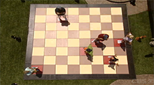 Big Brother chess veto competition
