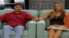 Eric and Maggie Big Brother 6