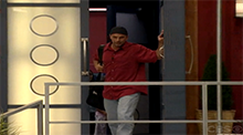 Eric is evicted Big Brother 6