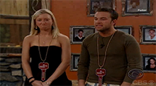 Joshuah and Sharon Big Brother 9