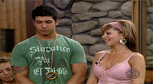 Matt and Natalie Big Brother 9