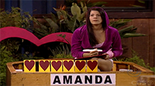 Amanda Hansen Big Brother 9