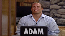 Adam Jasinski Big Brother 9