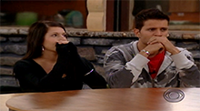 Amanda and Alex Big Brother 9