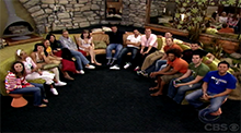 Big Brother 9 Cast
