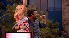 Joshuah and Sharon win HoH Big Brother 9