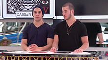 Nick and Phil - Big Brother Canada 4